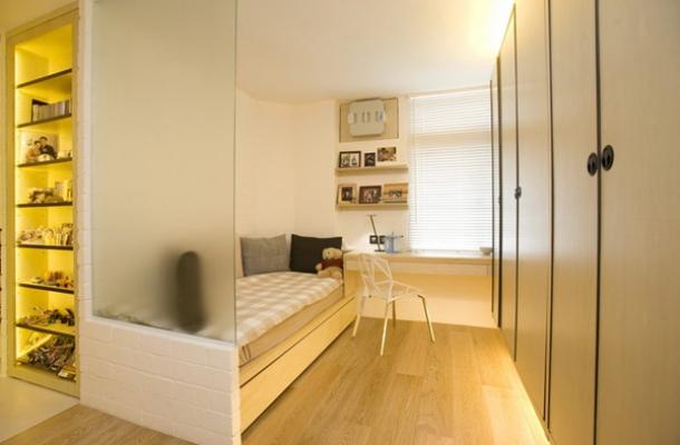 идеи интерьера для маленькой квартиры