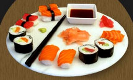 как правильно готовить суши